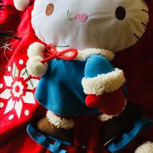 GUC Hello Kitty Christmas Skirt Handcrafted !